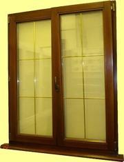 Производим окна, двери и витражи на заказ любого фасона.